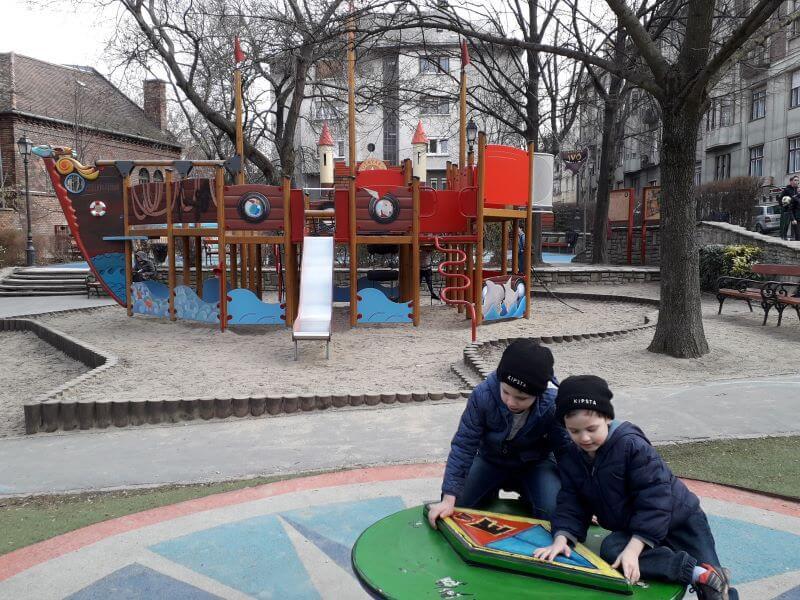 Kihagyhatatlan kalandok a Rumini játszótéren: teszteltük, nekünk tetszett