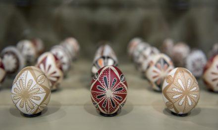 Meseszép alkotások a zengővárkonyi Míves Tojás Múzeumban: szebbnél szebb tojásokat mutatunk