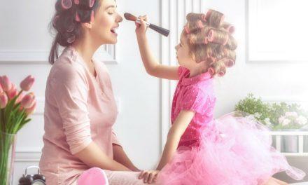Ahogy anyutól láttam… avagy a bőrápolási rutint nem lehet elég korán tanítani