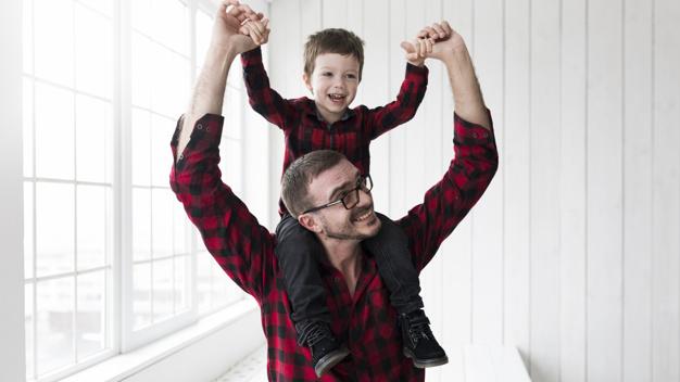 Apa csak egy van – Vigyázzunk rájuk!