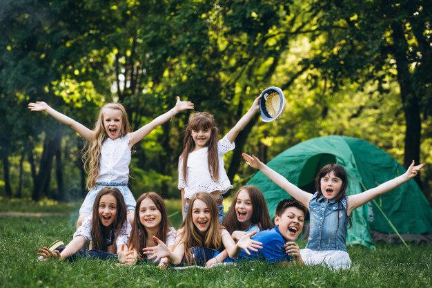 Szorongó gyerekek a táborban – anya, gyere értem!
