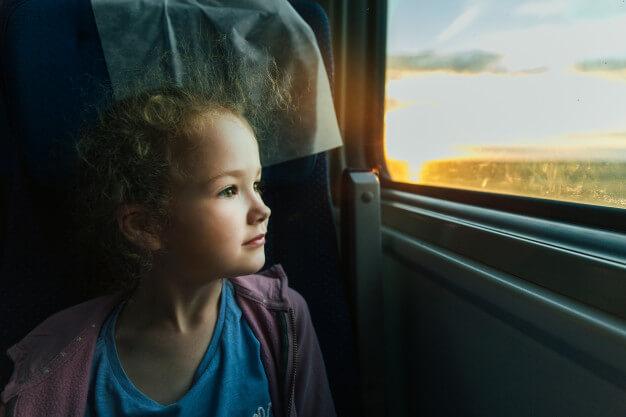 Kajla-útlevéllel rendelkező gyerekek ingyenesen utazhatnak vonaton és hajón