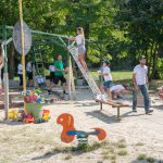 Megtisztított Máltai Játszóterek várják a családokat szeptembertől Békásmegyeren