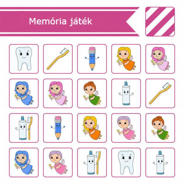 Memória játék