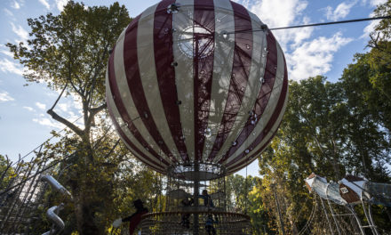 Az őszi szünet kezdetén nyílik meg a városligeti Nagyjátszótér: csaknem 500 játék várja a kicsiket