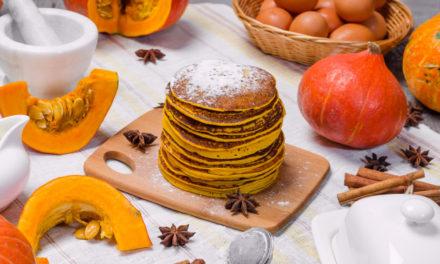 Mennyei sütőtökös palacsinta: több fantasztikus ötlet Halloweenre