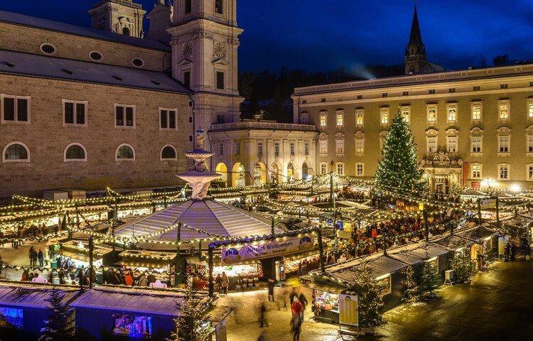 Last minute advent Salzburgban: kövesd végig A muzsika hangja helyszíneit is