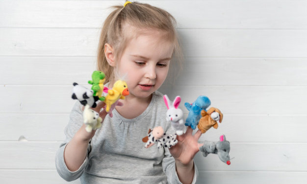 Bábozás – hogyan vonjuk be a gyerekeket?