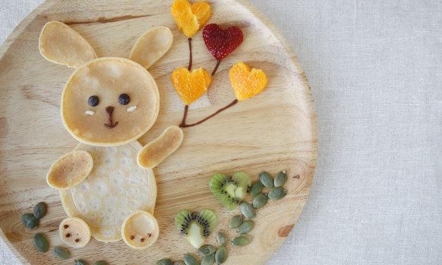 Húsvéti nyuszis palacsinta: egy recept, több mennyei variáció