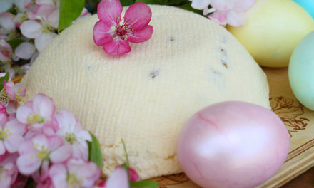 A húsvéti sárgatúró régi receptje: igazi húsvéti különlegesség