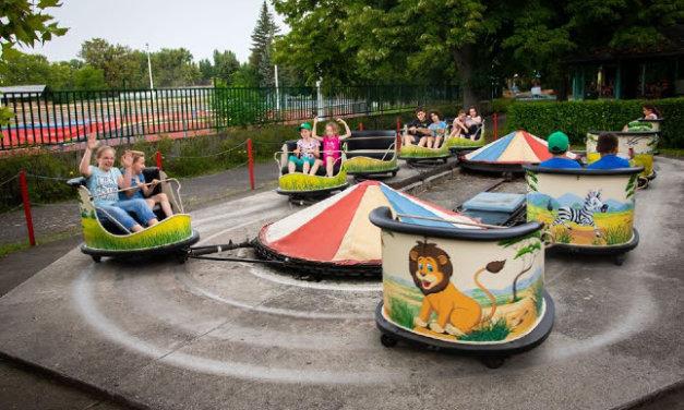 60 éves az ország egyetlen vidámparkja: Debrecenben sok újdonsággal készülnek