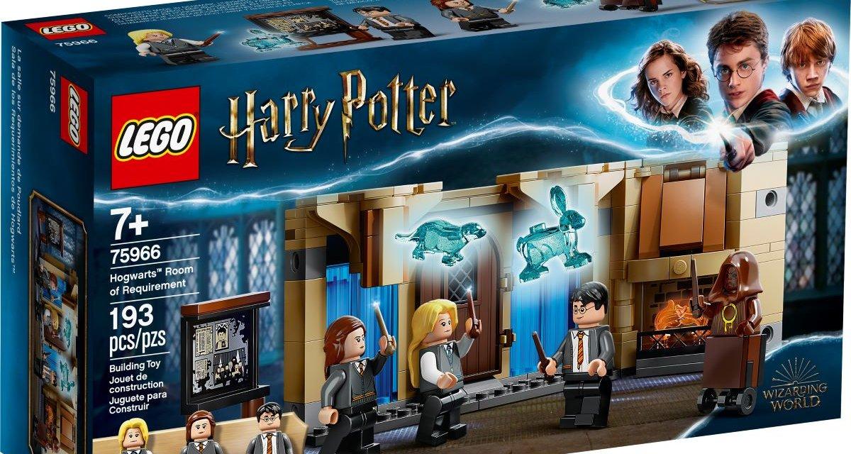 Játékajánló: bemutatták az új LEGO® Harry Potter™ Varázslóvilág szetteket