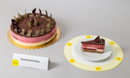 Epres és málnás a legjobbak között – Ezek a Magyarország Cukormentes Tortája verseny döntős tortái