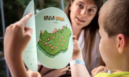 Tematikus tanösvényekkel bővült a Kajla-program: 20 Kajla-kör a kínálatban