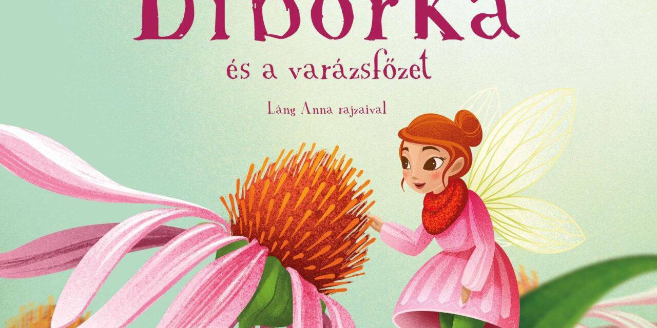 Mechler Anna, Bíborka és a varázsfőzet: kertészkedés és könyvbemutató a Füvészkertben