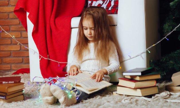 Csodaszép karácsonyi mesék, bibliai történetek, krimik és fejtörők: ünnepi könyvek a fa alá