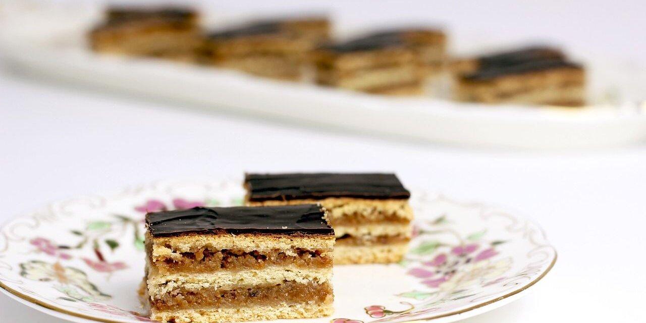 Békebeli házi zserbó régi családi recept szerint: az egyik legfinomabb ünnepi süti