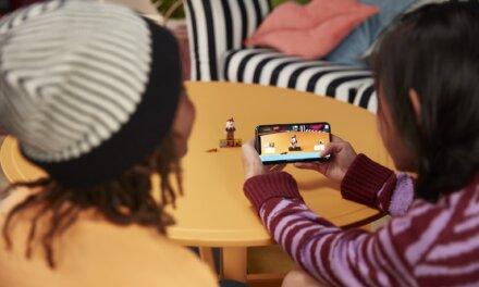 Ez tényleg menő: innovatív zenés videókészítő játékélmény a Legótól