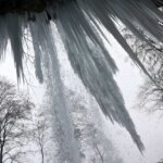 Bámulatos képek a jeges, havas Magyarországról: Lillafüredtől Bakonyig