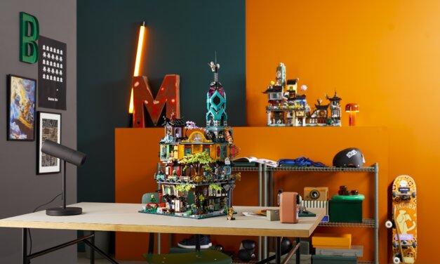 Különleges készletek a LEGO NINJAGO 10. évfordulójára