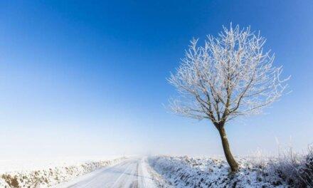 Csodás havas tájak országszerte: gyönyörködj a tél szépségeiben!