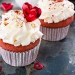 Mennyei red velvet muffin: a vörös bársony sütivel Valentin-napon is hódíthatsz