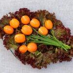Fetával töltött paradicsomtulipán: ezzel feldobhatod a tavaszi étkezéseket