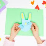 Tenyérből húsvéti nyuszi: egyszerű, de mutatós dekoráció lépésről lépésre
