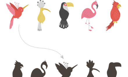 Színezők, foglalkoztatók és logikai játékok a Madarak és fák napjára