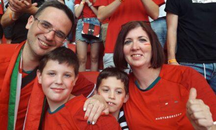 Focicsoda, igazi fieszta a Puskás Arénában: ennyi mindent adott az Eb-meccs