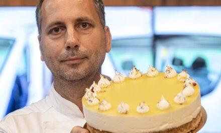 A Napraforgó lett Magyarország tortája: augusztus 20-tól megkóstolhatjuk.