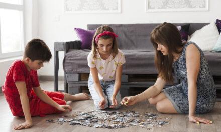 Puzzle minden életkorban: fejleszti a türelmet is