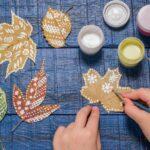 Csodás őszi dekorációk falevelekből: a gyerekek is örömmel megvalósítják
